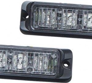 M1000 - usmjerena LED bljeskalica niskog profila