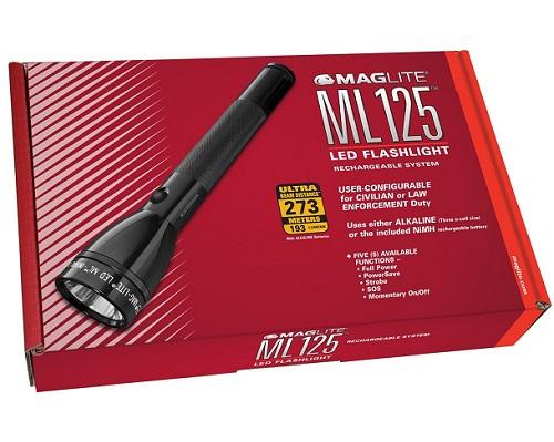 Maglite ML125 LED punjiva ručna svjetiljka