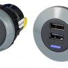 Alfatronix PowerVerter PV65R USB auto punjači