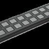 MCS-F16 DIN CAN BUS folijska taktička tipkovnica