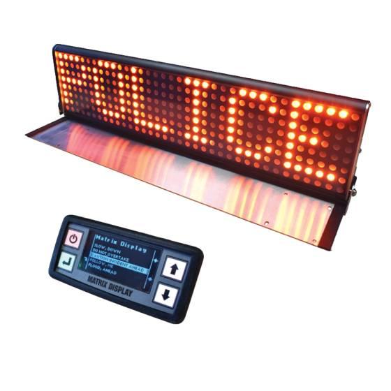 Traffic Commander LED Display