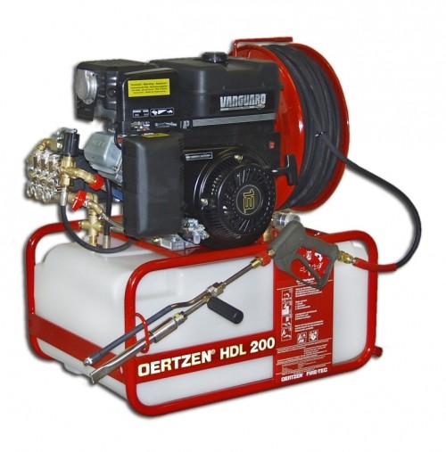 oertzen hdl 200 visokotlačni vatrogasni modul