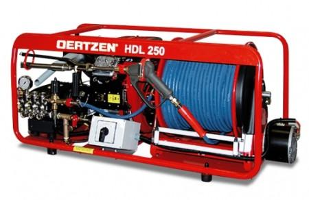 oertzen hdl 250 visokotlačni vatrogasni modul